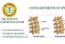 Non-Surgical Osteoarthritis Treatments in Delhi, Pitampura, India @ Spineorthopain.com