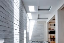 Hallways and Transitional Spaces