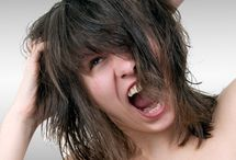 Hair & Scalp Health / A board which brings together articles about hair and scalp health