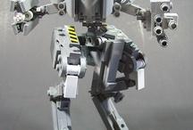 LEGO Mec's
