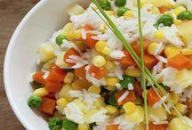 insalate estive (riso-pasta-farro ecc)