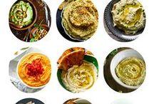 humus, patés y salsas