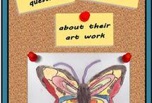 art talk / by Ruth Adams
