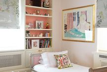 OA - Girls Bedroom Ideas / by Sara DelRosso