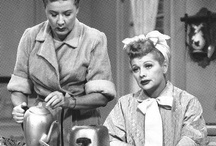 I LOVE LUCY / favorite show of all time  / by KATE PEARL ☼ ☮ ❁