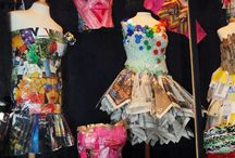 Fashion for Middle School Art / by Artist Parson
