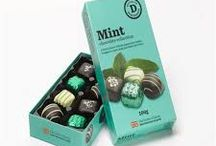 Mint chocolates / minty delights from  all the world