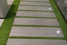 Garden landscaping Birtan