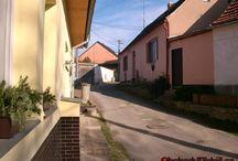 Třebíčské ulice / projděte se více jak 290 ti ulicemi města Třebíč.
