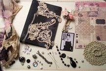 Inspiration Kits by Oohlala Vintage Treasures / Created by Owner Doreen Rook
