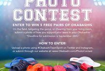 Okabashi Photo Contest