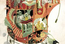Victo Ngai / LA illustrator from Hong Kong (1988-