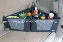 Organisation Ideas / Becoming Organised in the home & car