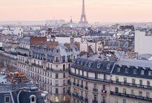 Paris / Die Stadt der Liebe.