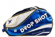 Beach Tennis Bag / Beach Tennis Bag, MBT, Drop Shot, Turquoise, HP, Tom Caruso, Quicksand