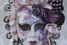 masca  venețiană