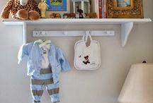 Nursery Ideas / by Heather Long Whittle