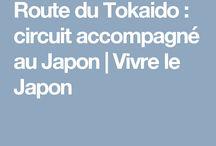 Circuit : La route du Tokaido / Durée : 15 jours. TOKYO - HAKONE - KYOTO - NARA - ISE - SHINGU - KOYA-SAN - OSAKA Découvrez la culture japonaise au travers des sites majeurs de l'archipel japonais en suivant le tracé de l'ancienne route féodale qui reliait jadis Tokyo à Kyoto, alors capitale impériale impériale : le Tokaido. Pour plus d'informations  : https://www.vivrelejapon.com/circuits-au-japon/route-du-tokaido