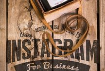 Instagram for Business (Social Media Marketing) / Instagram is one of the hottest social media networks around, especially for visual marketing.  Here you'll find information about Instagram marketing and Instagram Ad strategies.