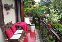 spazi di relax / Spazi esterni come balconi o terrazzi