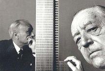 Mies Van Der Rohe / Architetto