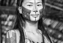 Human Adornments > Natives | Tribes | Indigenous Culture Patterns