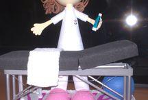 Fofuchas enfermera