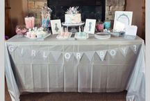 Gender reveal party for jen / by Ashley Feik-Campbell