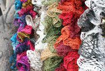 scarfs / by Debbie Smith