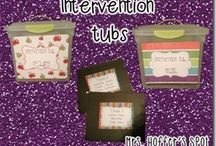 Interventions for Math and ELA