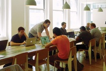 Co-working spaces / by Namit Chadha