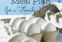 recipes: meal plans