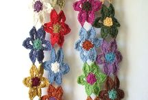 Crochet Scarves / by Robin Rust