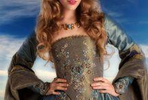 Tudor Katherine blue / by Lori Harach