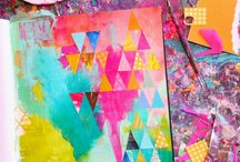 Colour: Bright & Bold