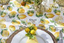 oggetti ceramica per la tavola siciliani
