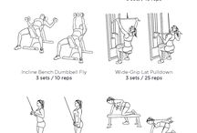 Workout corner / Workouts  / by Nickeola Marshall
