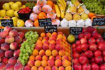 kody na owocach