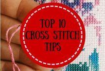 Criss stitch