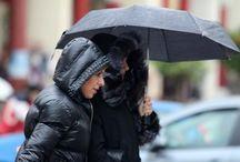 Απότομη αλλαγή του καιρού με βροχές και καταιγίδες