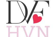 DVF♥HVN / DVF loves HVN! Get inspired this season by party looks curated by DJ Harley Viera-Newton, and our Limited Edition Collection featuring her beloved black cat, Marmite!  / by DVF