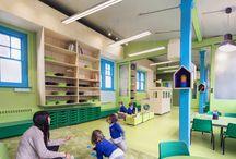 Biophilic Educational Spaces
