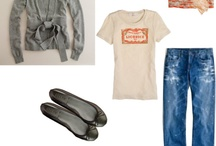 womens apparel / by Wendy Sherylynn