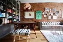 Our Place: Interior Ideas / by Janine Kahn