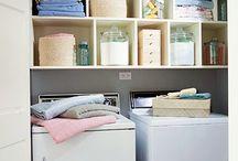 Área de Serviço | Laundry Room / by Bruna Pereira