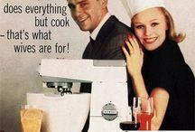 Nice retro ads