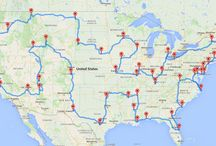 Places to go, people to see - USA