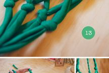 Stuff to make with knots & rope