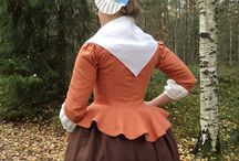 Late 18th century jacket reproductions
