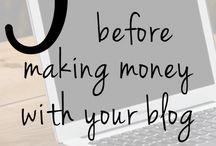 Blogging for $$$$